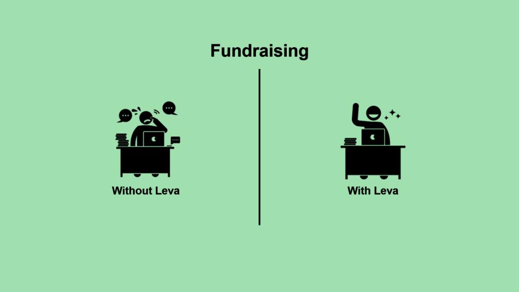 Leva hilft Startups beim Fundraising