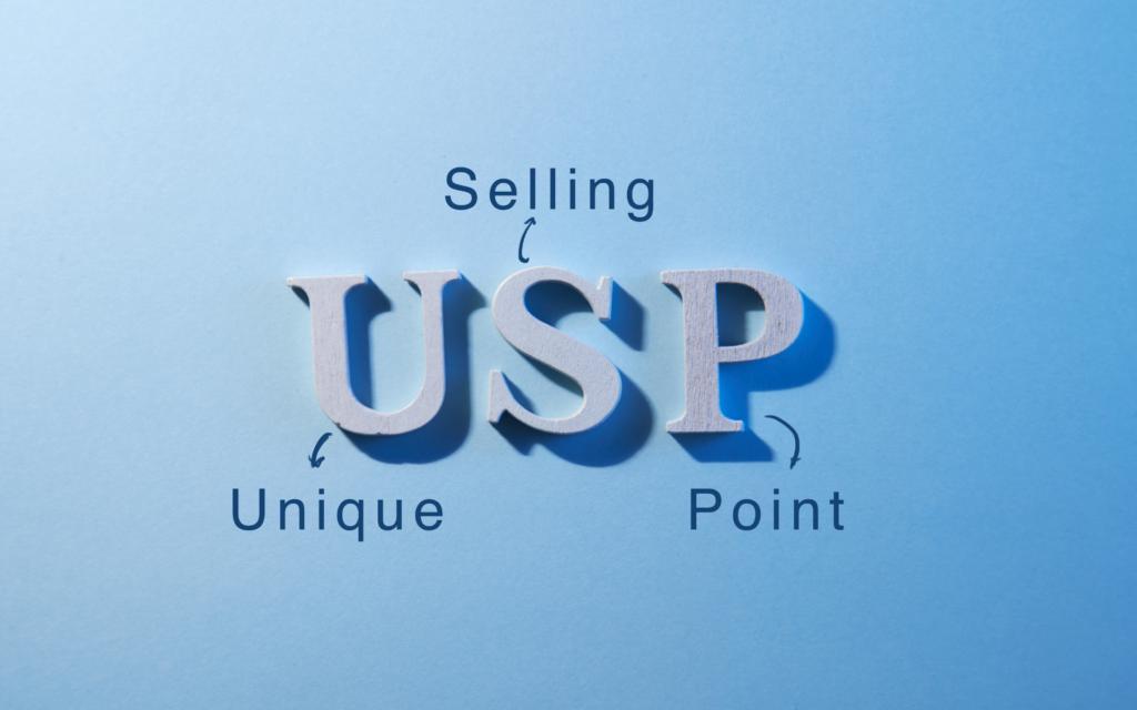Der Unique Selling Point (USP)